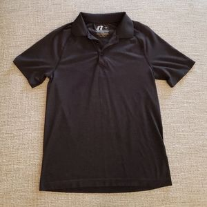 Russel Training Fit Collared T Shirt